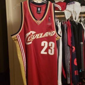 Reebok Cleveland Cavaliers Jersey